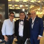 FONDAZIONE FILIPPETTI e RIVERTREE con GIAMPIETRO MELCHIORRI, Presidente Confindustria Fermo