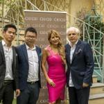 FONDAZIONE FILIPPETTI e RIVERTREE con la conduttrice tv e cantante JO SQUILLO
