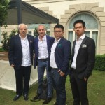 FONDAZIONE FILIPPETTI e RIVERTREE con il CEO e Publisher di LUXOS