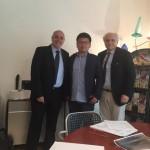 FONDAZIONE FILIPPETTI e RIVERTREE con AUGUSTO BORDINI di EICOM HOLDING