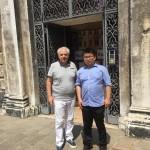 FONDAZIONE FILIPPETTI e RIVERTREE a VENEZIA Visita alla sede RAI e sopralluogo per prossimi eventi in occasione della Biennale di Venezia