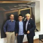 FONDAZIONE FILIPPETTI e RIVERTREE con UNIVERSITA' DI CAMERINO Pro Rettore Vicario Prof. CLAUDIO PETTINARI