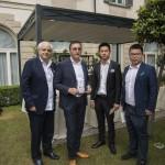 FONDAZIONE FILIPPETTI e RIVERTREE con l'imprenditore marchigiano WALTER BARTOLOMEI (Ciù Ciù Azienda Agricola di Offida -AP) per nuovi progetti in Cina