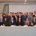 ROMA - Incontro presso la sede dell'Agenzia ICE-ITA