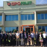 CESENA - Visita all'azienda APOFRUIT ITALIA