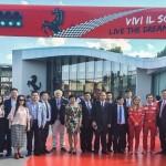 MARANELLO - Visita al MUSEO FERRARI per ammirare il Made in Italy