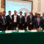 POTENZA PICENA  - Convegno con delegazione cinese in Italia
